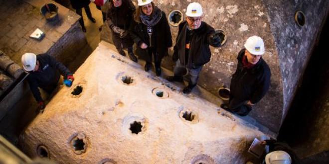 Los Baños de Comares conservan las técnicas originales del siglo XIV