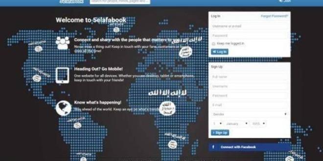 El califato de las redes sociales
