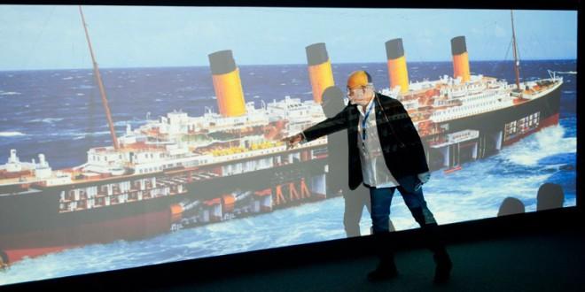 Titanic: Construcción en vivo en el Parque de las Ciencias