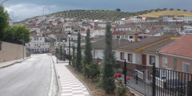 Domingo Pérez, municipio 172 de la provincia de Granada