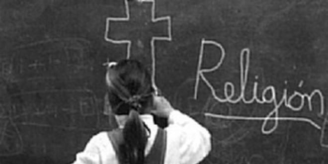 La extravagancia de la asignatura de religión