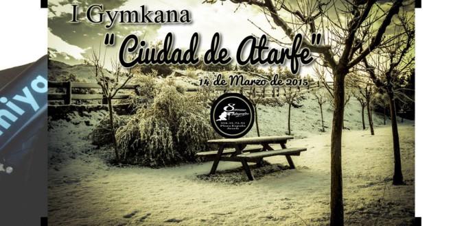 """I Gymkana fotográfica """"Ciudad de Atarfe"""""""