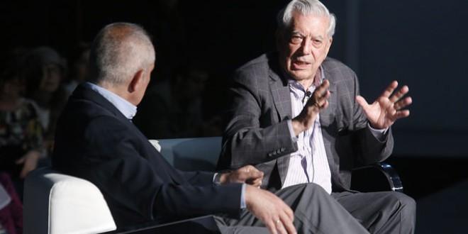 """""""Si la palabra es reemplazada por la imagen peligra la imaginación"""" Mario Vargas Llosa"""