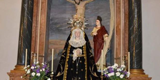 Patrimonio artístico del Viernes de pasión en Atarfe. por José Enrique Granados