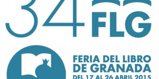 La XXXIV Feria del Libro de Granada tiene lugar del 17 al 26 de Abril 2015.