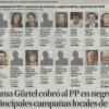 """""""Beneficiarios y responsables"""" por Manuel Arias"""
