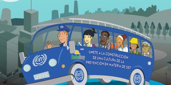 28 de abril: Día Mundial de la Seguridad y la Salud en el Trabajo
