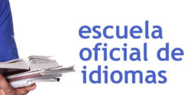 Admisión Escuelas Oficiales de Idiomas- Curso 2015/16