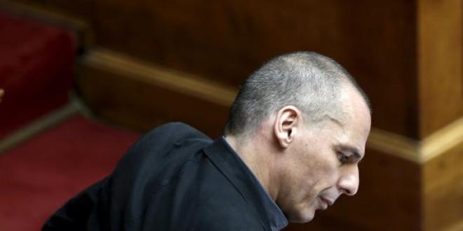 ¿Y si Varoufakis tuviera razón? por  Claudi Pérez