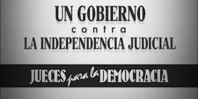 Jueces para la Democracia califica la legislatura del PP como la peor de la historia