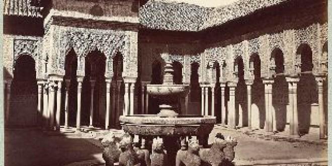 Una visión inédita de la Alhambra: Jean Laurent y Fernando Manso