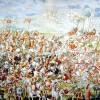 """""""Batalla de la Higueruela""""  Manuel Espinar. Por José Enrique Granados en Curiosidades Elvirenses"""