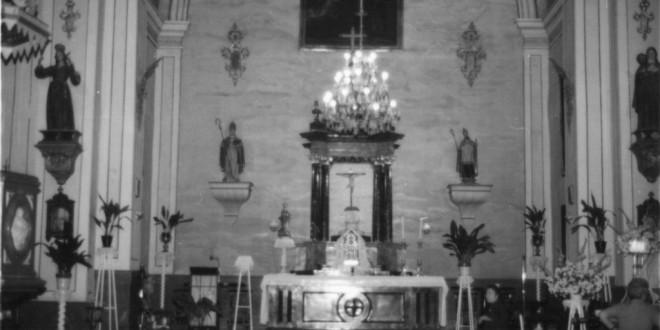 «Inventario de los bienes de la Iglesia de la Encarnación en 1799» por José Enrique Granados