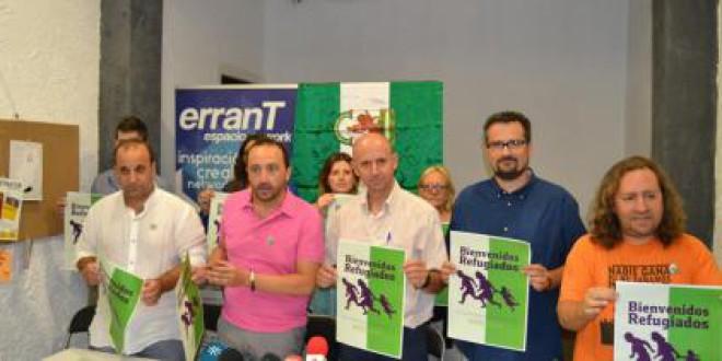 Atarfe suma esfuerzos para coordinar la ayuda al refugiado