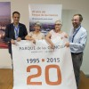 El Parque de las Ciencias abre con una exposición las actividades del 20 aniversario del museo