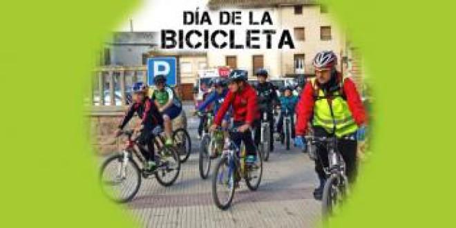 DOMINGO 4 DE OCTUBRE, DÍA DE LA BICICLETA en ATARFE