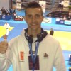 El Atarfeño Juan Pedro Titos, del CD Judo de Atarfe, en el Campeonato Mundial de Veteranos en Amsterdam