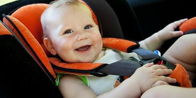 Atención: Nuevas reglas para llevar a los niños en el coche
