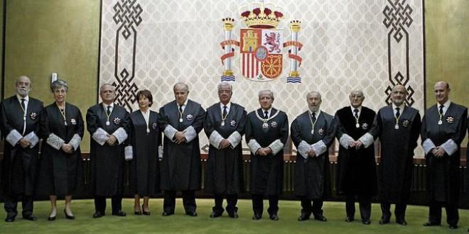 La manipulación política del Tribunal Constitucional