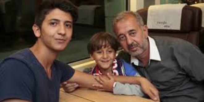 De Siria a Madrid gracias al fútbol
