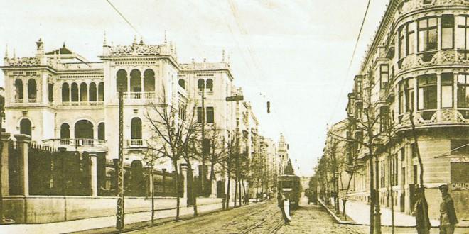 La Gran Vía de Granada 1895-2015 : El sueño del azucar (I)