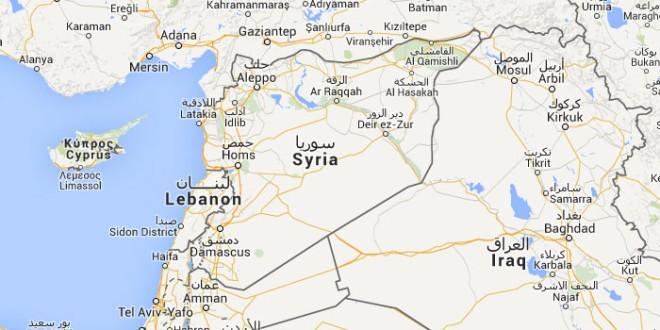 Información general de Siria