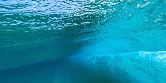 Descubren un océano a 644 km por debajo de la superficie de nuestro planeta