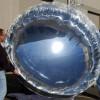Este globo solar genera 400 veces más energía que los paneles tradicionales