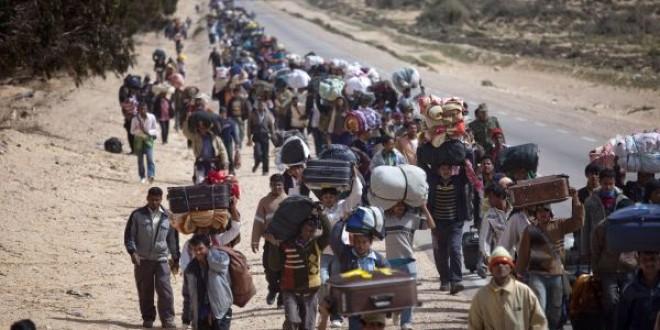 Andalucía coordina la respuesta a los refugiados ante la indefinición del Gobierno central