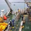 Sensores en los cables submarinos de internet para vigilar el cambio climático