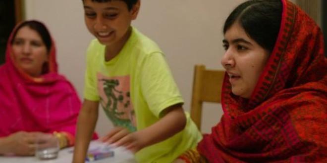 Él me llamó Malala', la cara B de la activista a la que no logró callar una bala