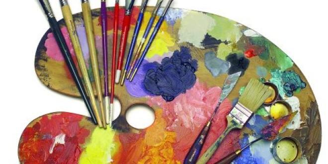 Taller de dibujo y pintura en la Fundación Sierra Elvira