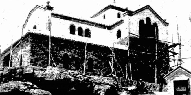 «El Castillejo» de Atarfe por José Enrique Granados