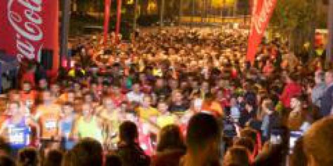 Éxito deportivo y de convivencia, en la XIII edición de la Carrera Nocturna de Atarfe