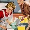 En 1950 se esperaba que las mujeres hicieran estas 18 cosas por sus maridos… ¡Una locura!