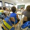 Cuatro años de recortes en la enseñanza y ahora buscan culpables