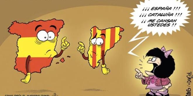 Siete puntos sobre el interminable debate catalán