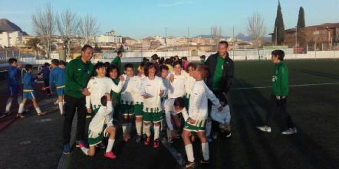 Éxito de participación en eI I Torneo de Fútbol 7 «Viva la Vega»