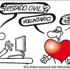 Programa de actividades con motivo del Día del Voluntariado