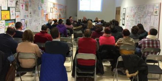 Asociaciones sociales de ATARFE trabajan sobre el reglamento de PARTICIPIACIÓN
