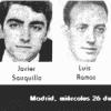 """Homenaje a los abogados de Atocha: """"Esta también es mi mochila"""""""