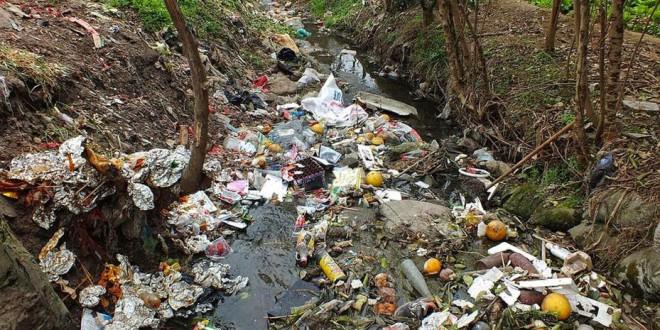 Una ciudad sin botellas de plástico