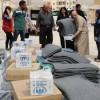 ACNUR continúa llevando ayuda a los desplazados en Siria