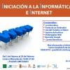 Guadalinfo organiza un curso de iniciación a la informática e internet