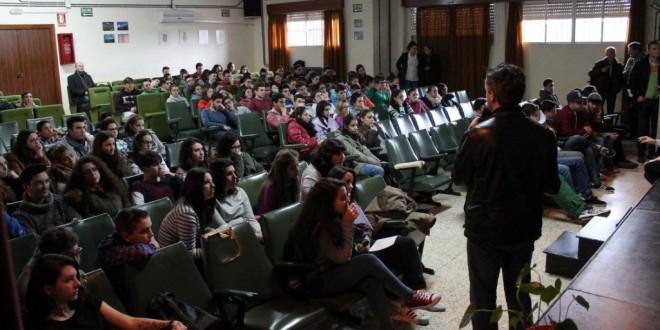 EL IES ILIBERIS REALIZA PROYECTOS DE EDUCACIÓN AMBIENTAL