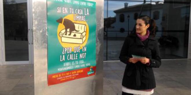 ATARFE: Campaña para eliminar los excrementos de perro