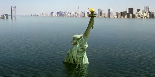 El mar se elevó en el siglo XX más rápido que en los 3.000 años anteriores