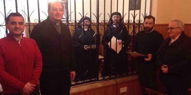 Unas monjas de Antequera acogerán el triple de refugiados que el Gobierno español