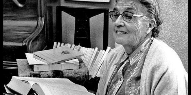 MARIA MOULINER: La mujer de las 67.000 palabras
