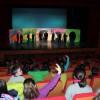 El teatro , la ciencia y alumnado del CEIP MEDINA ELVIRA Y ATALAYA se dan la mano para proteger a la mariposa de Sierra Elvira